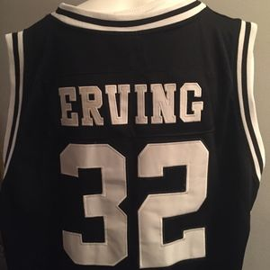 "True School Authentics Shirts - Collectable ""Julius Erving"" College Jersey"